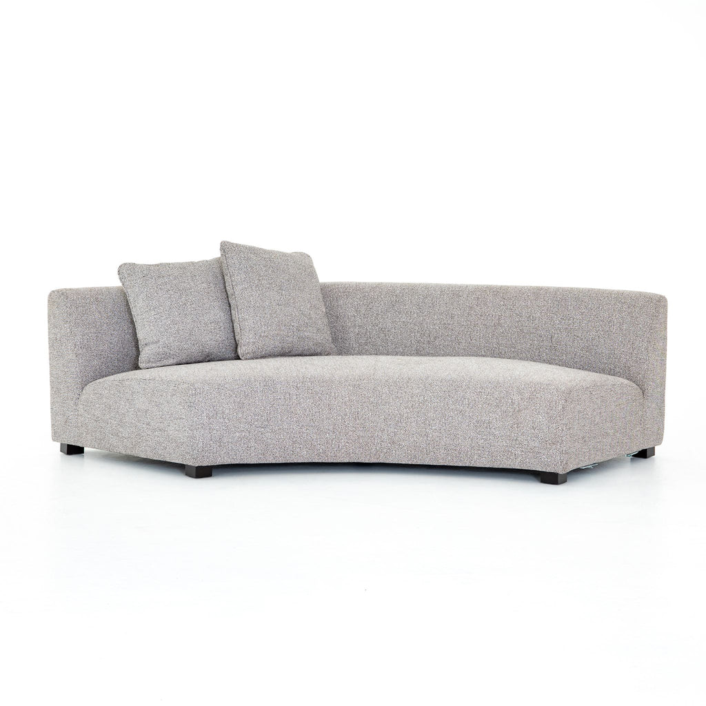 Crescent Left Arm Sofa