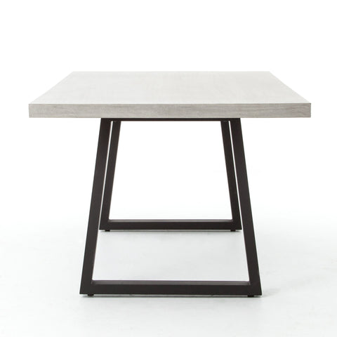Set in Concrete Dining Table