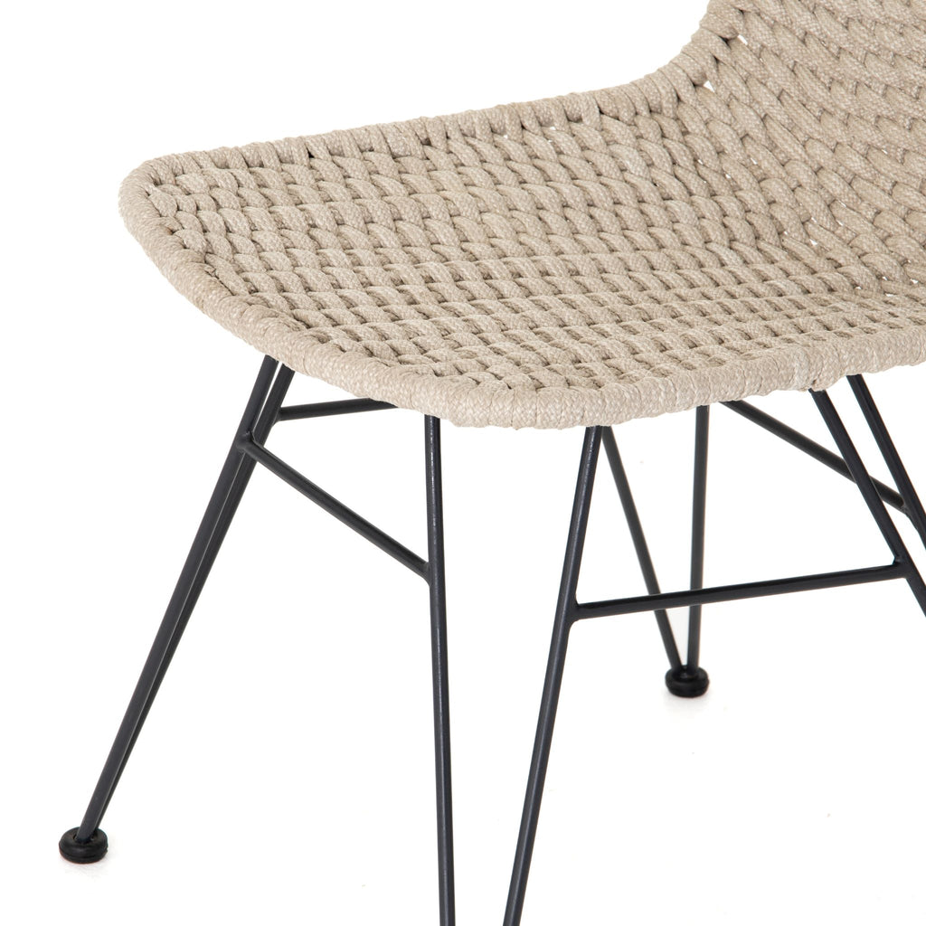 Touch of Texture Outdoor Swivel Stool