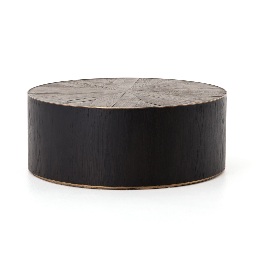 Ebony Encompassed Coffee Table