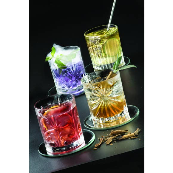 Eco Crystal Mixology DOF Tumbler