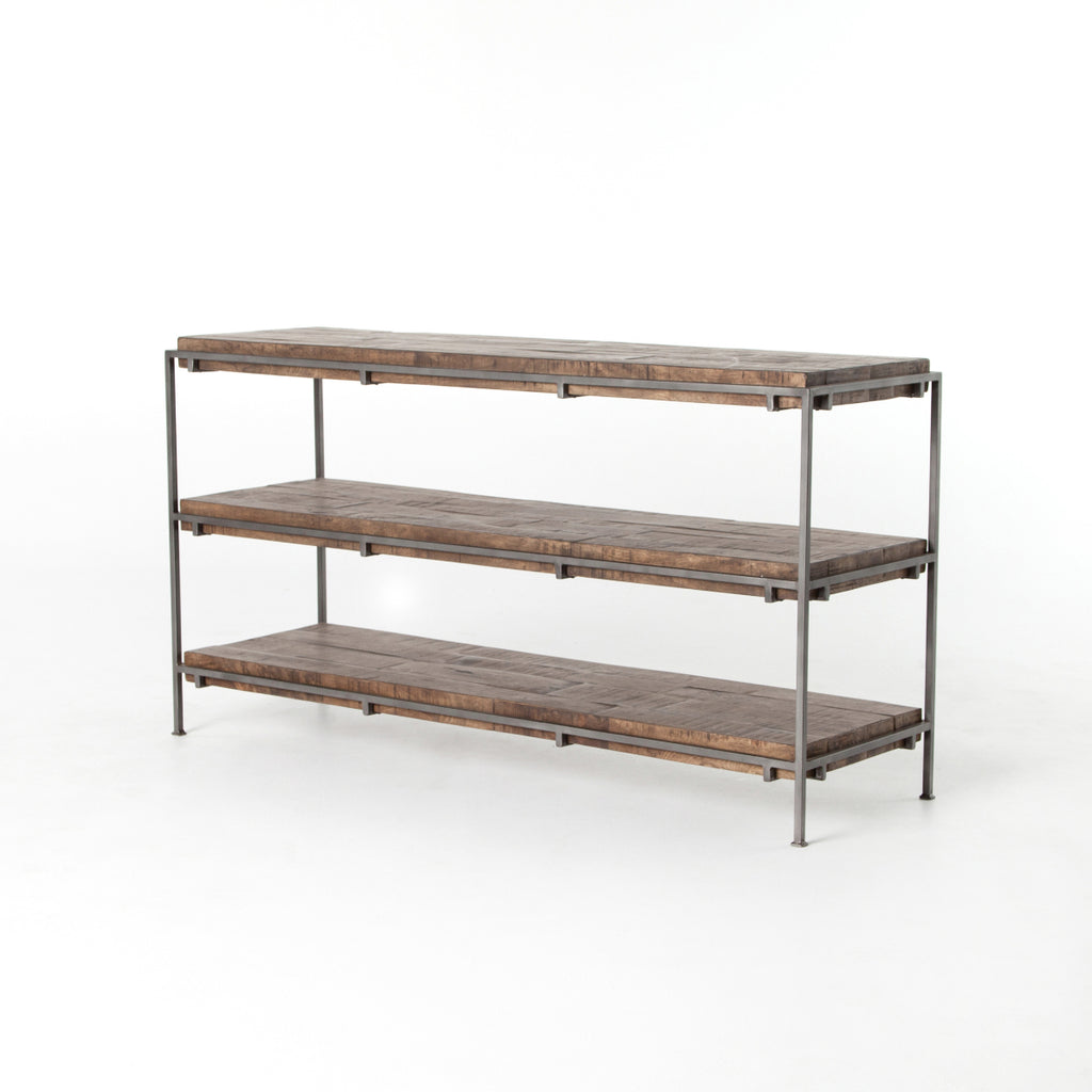 Gunmetal Meets Mango Media Console