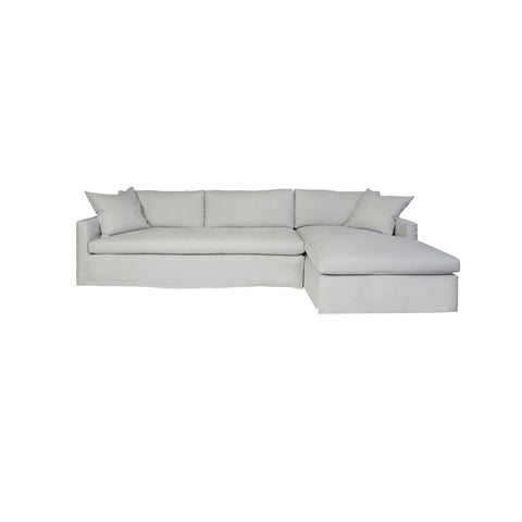 Louis 2 PC Sectional