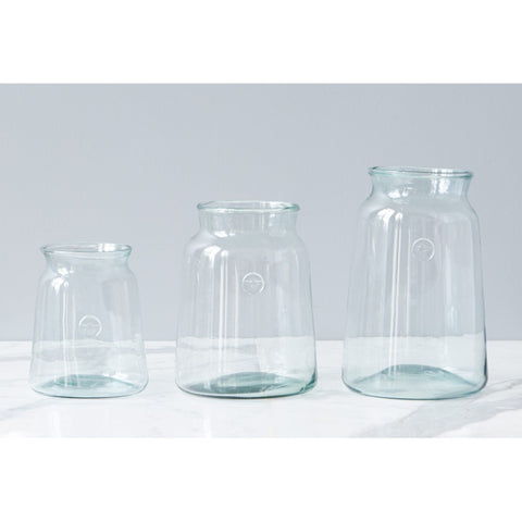 French Mason Jar, Medium