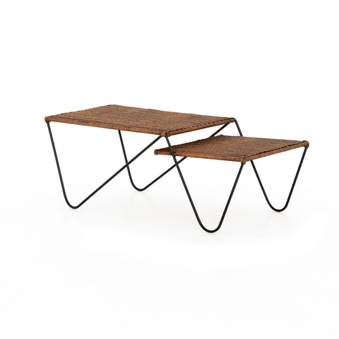 Double Hairpin Coffee Table