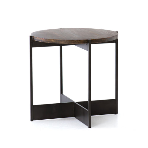 Offsetting End Table