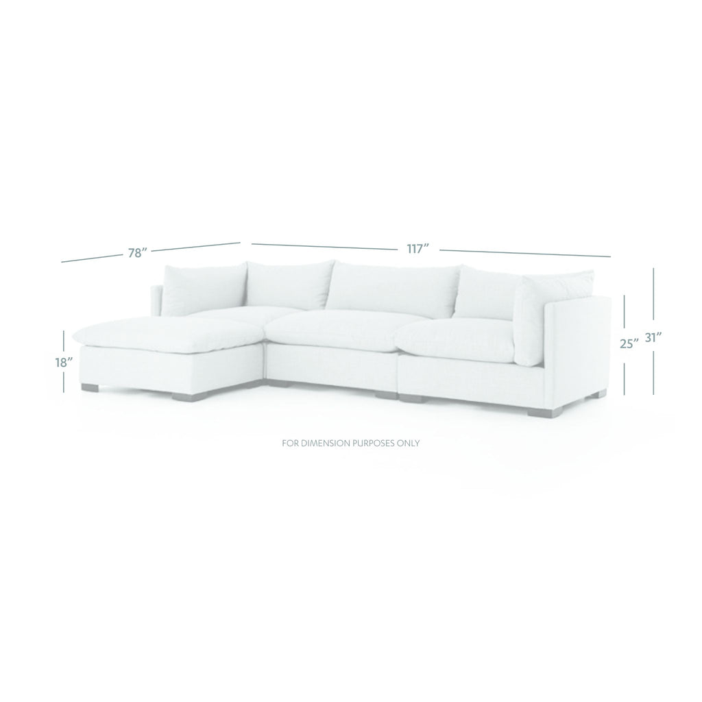 Portland 3PC Sectional
