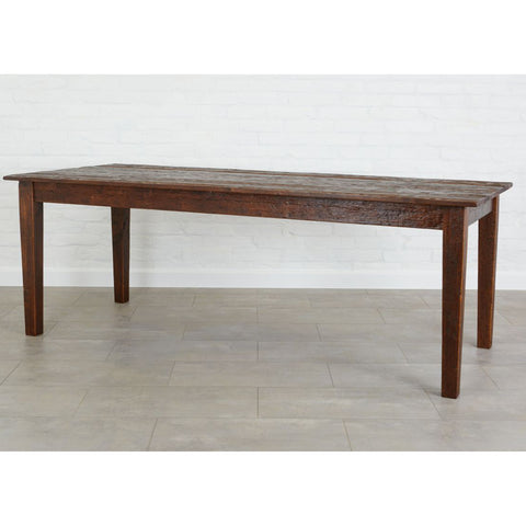 "Provence 72"" Table, Saddle"