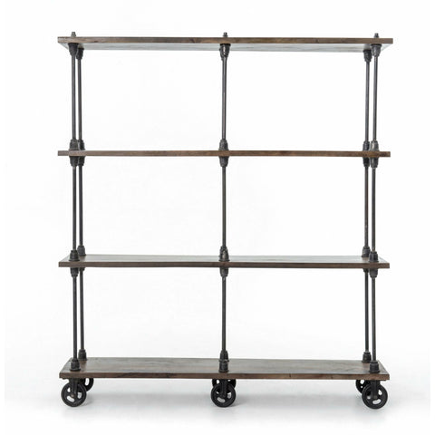 Iron Mango Bookshelf
