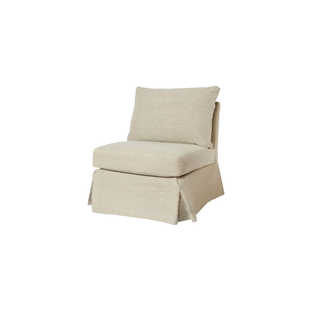Seda Armless Chair