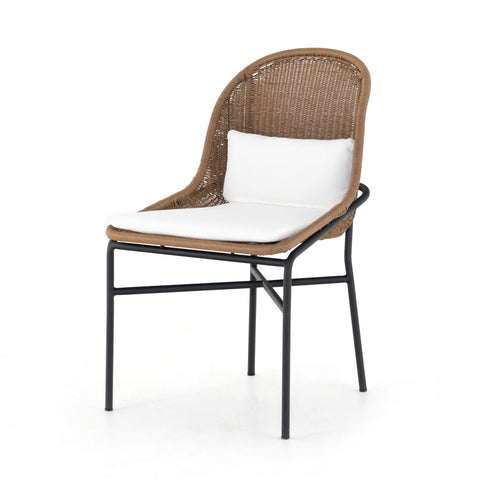 Simplified Woven Outdoor Chair