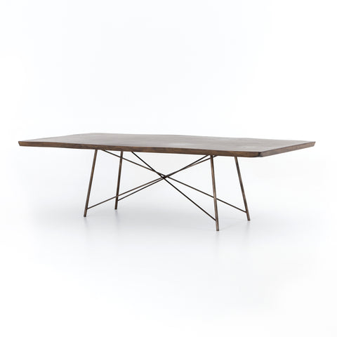 Smoked Awe Dining Table
