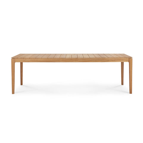 Teak Bok Outdoor Dining Table