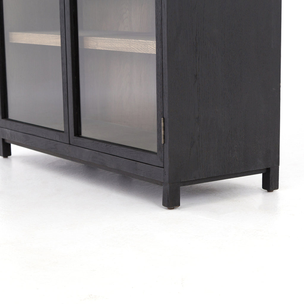 Two Tone Transparency Cabinet