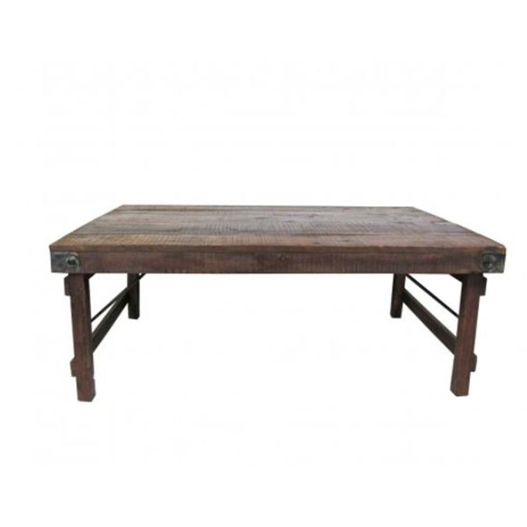 Wood Wedding Coffee Table