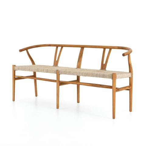 Wishbone Dining Bench