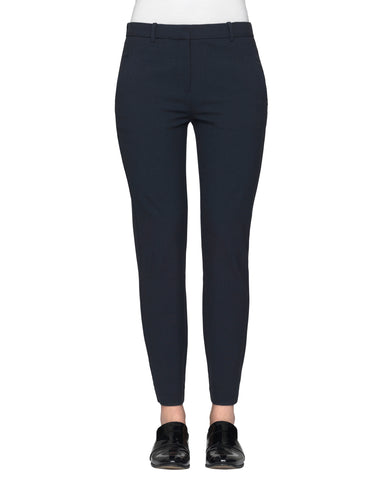 Kylie Crop - Navy