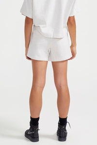 Sweeper Short - Grey Marl