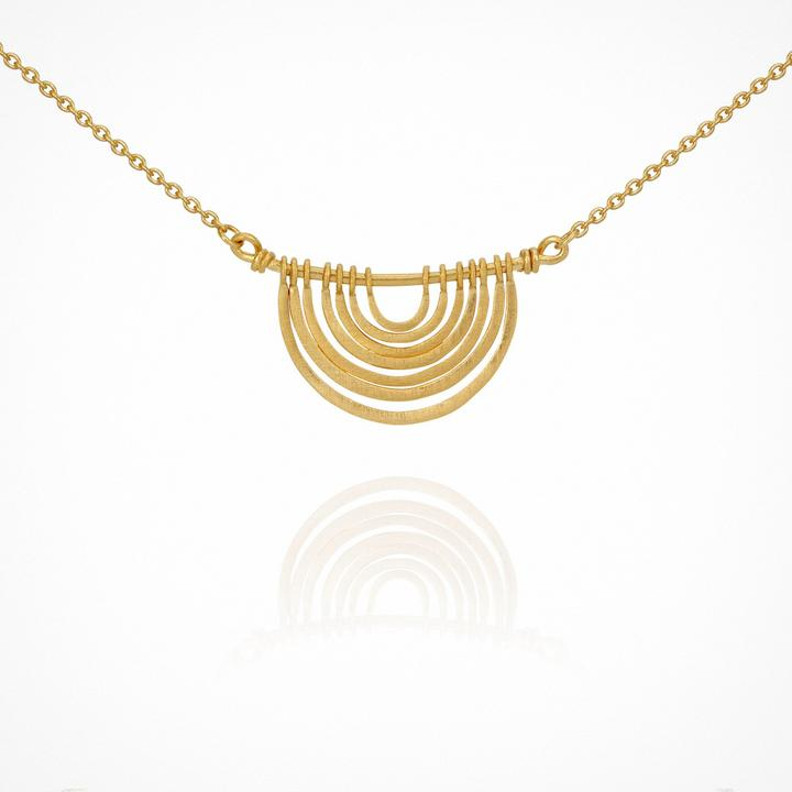 Baye Necklace - Gold