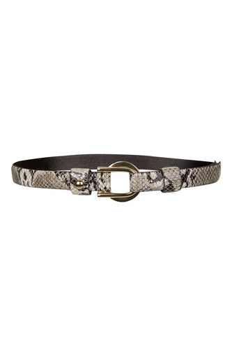 Madrid Waist Belt - Snake
