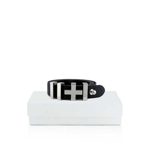 Dylan Kain - The Birkin Belt Black/Silver