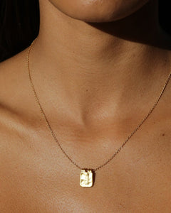 Awaken Necklace - Gold
