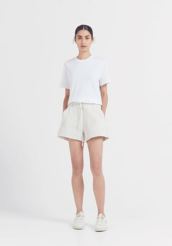 Convict Short - Ivory Marle