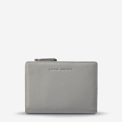Status Anxiety Insurgency Wallet - Light Grey
