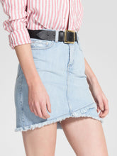 Nobody Denim Cross Over Skirt - Softwave