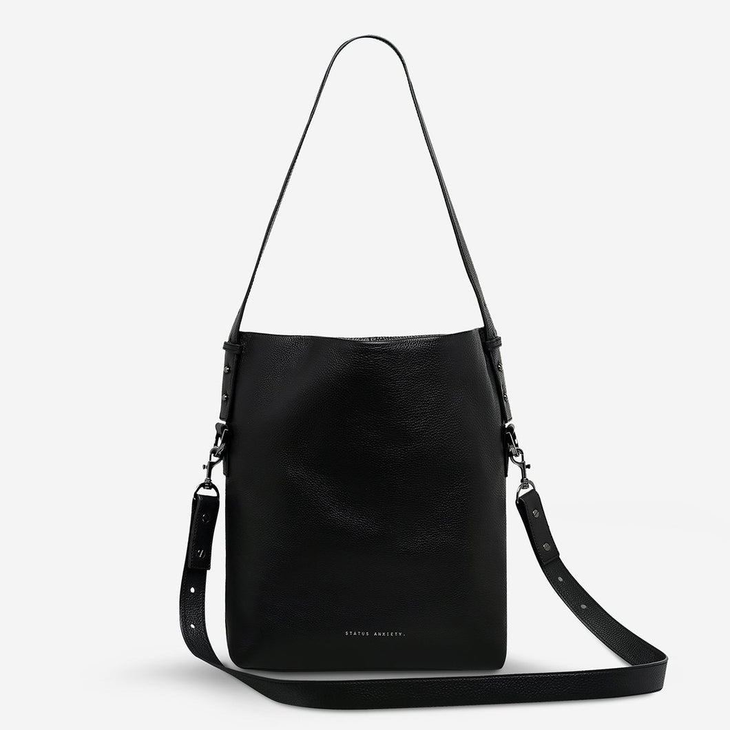 Ready and Willing Bag - Black