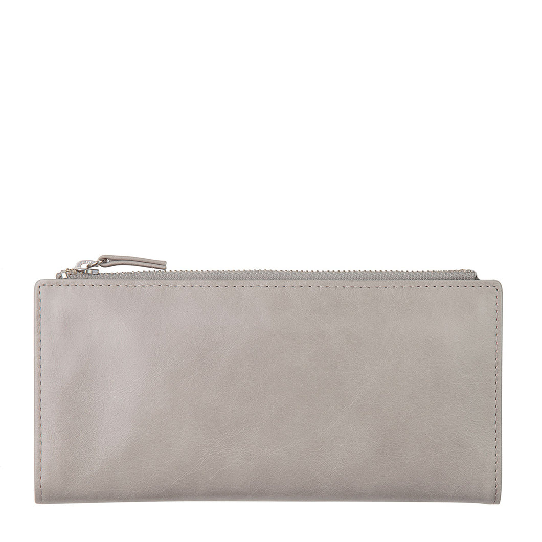 Status Anxiety Dakota Wallet - Light Grey
