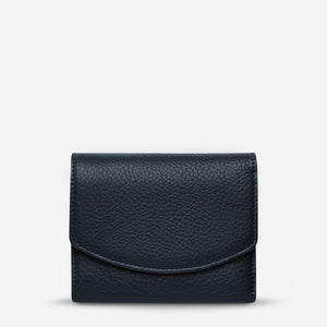 Lucky Sometimes Wallet - Navy Blue