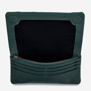 Status Anxiety Some Type Of Love Wallet - Teal