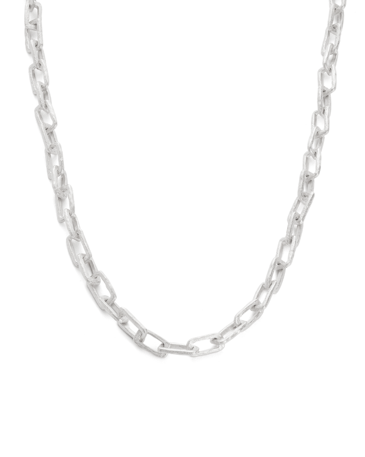 Transformation Chain Necklace - Silver