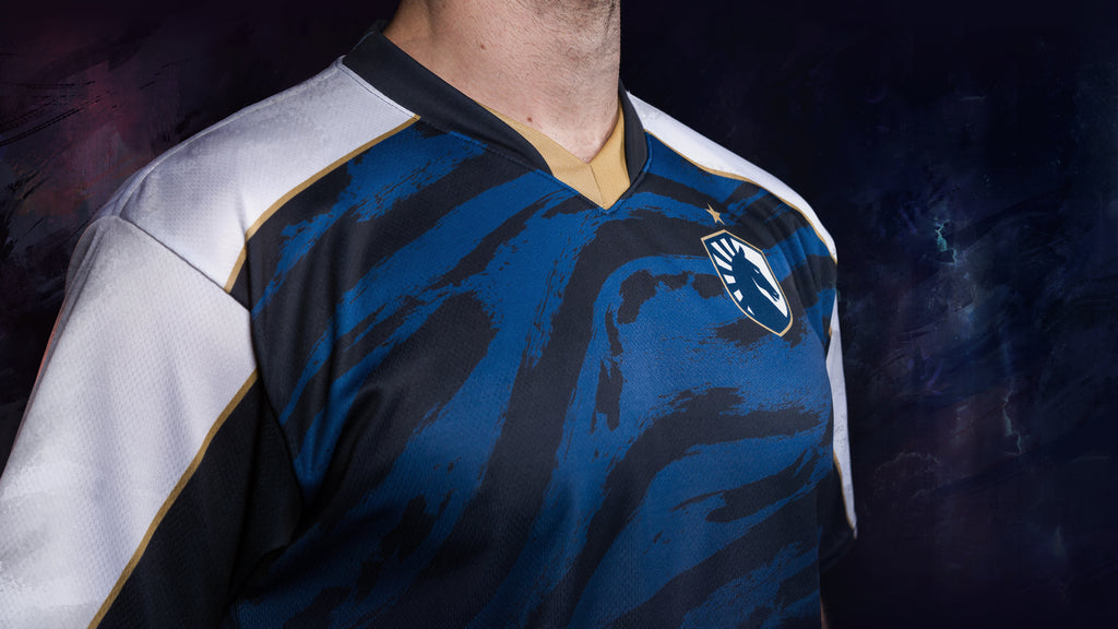 About The Team Liquid Championship Jersey