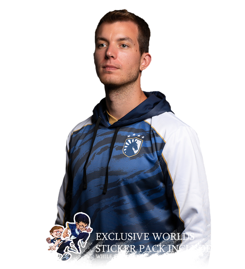 League of Legends Championship Jersey Hoodie Product Image
