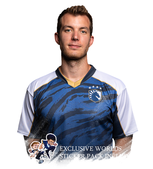 League of Legends Championship Jersey Product Image