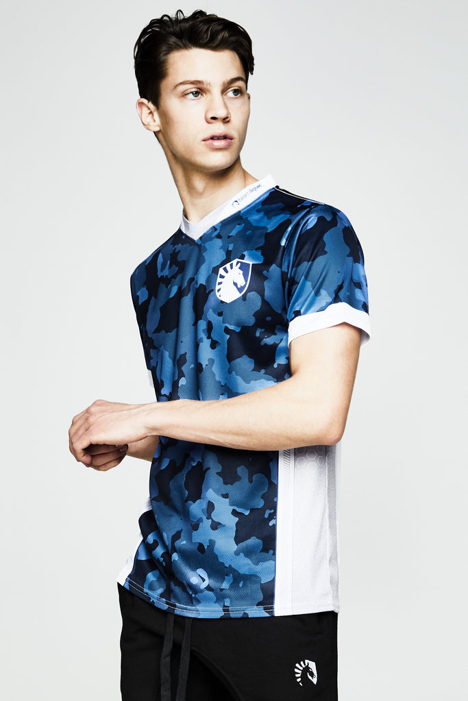 TEAM LIQUID 2019 TACTICAL JERSEY - Team Liquid