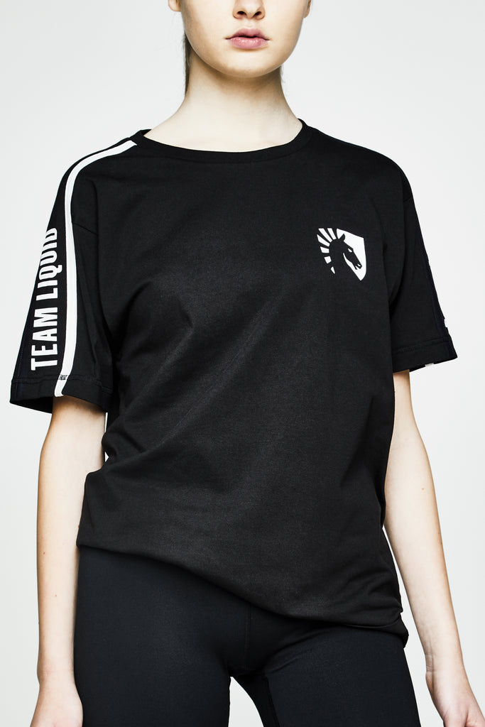 LIQUID TAPING SHORT SLEEVE TEE - Team Liquid