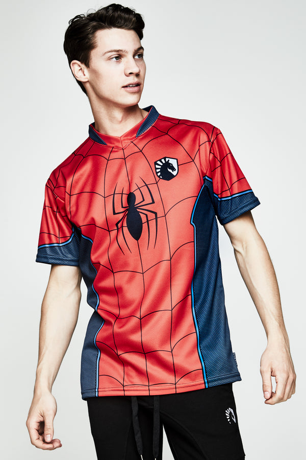 LIQUID x MARVEL SPIDER-MAN JERSEY - Team Liquid