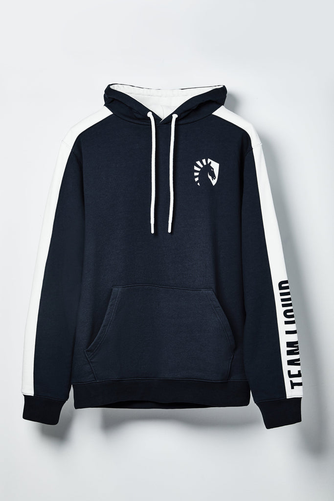 LIQUID COLOR BLOCKING HOODIE - Team Liquid