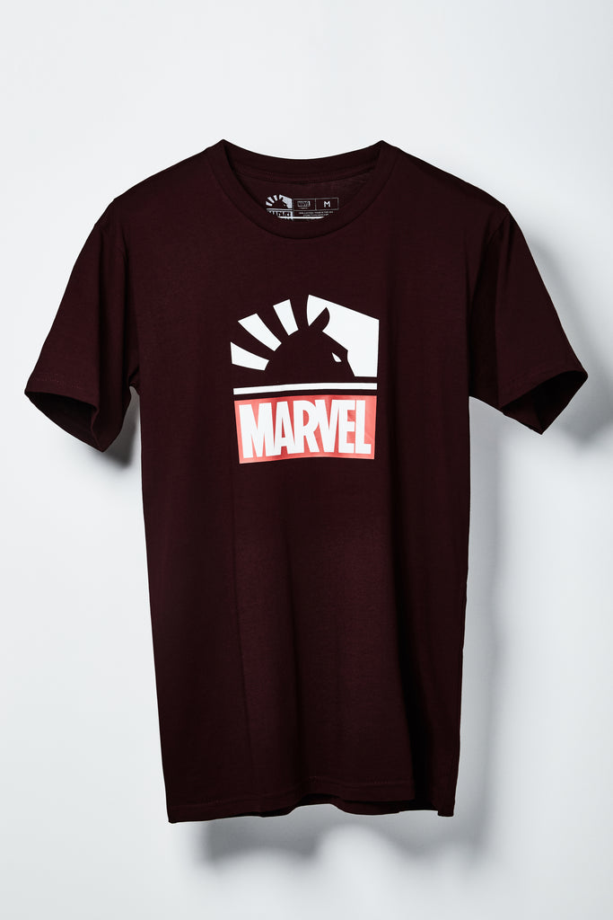 LIQUID x MARVEL LOGO TEE - Team Liquid