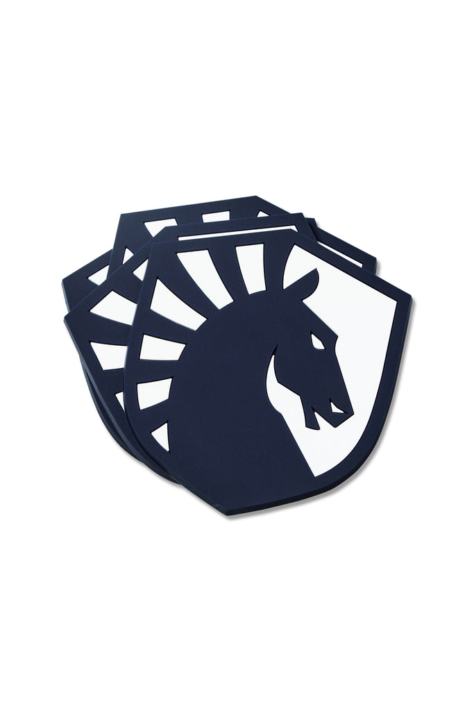 LIQUID HORSE HEAD COASTERS