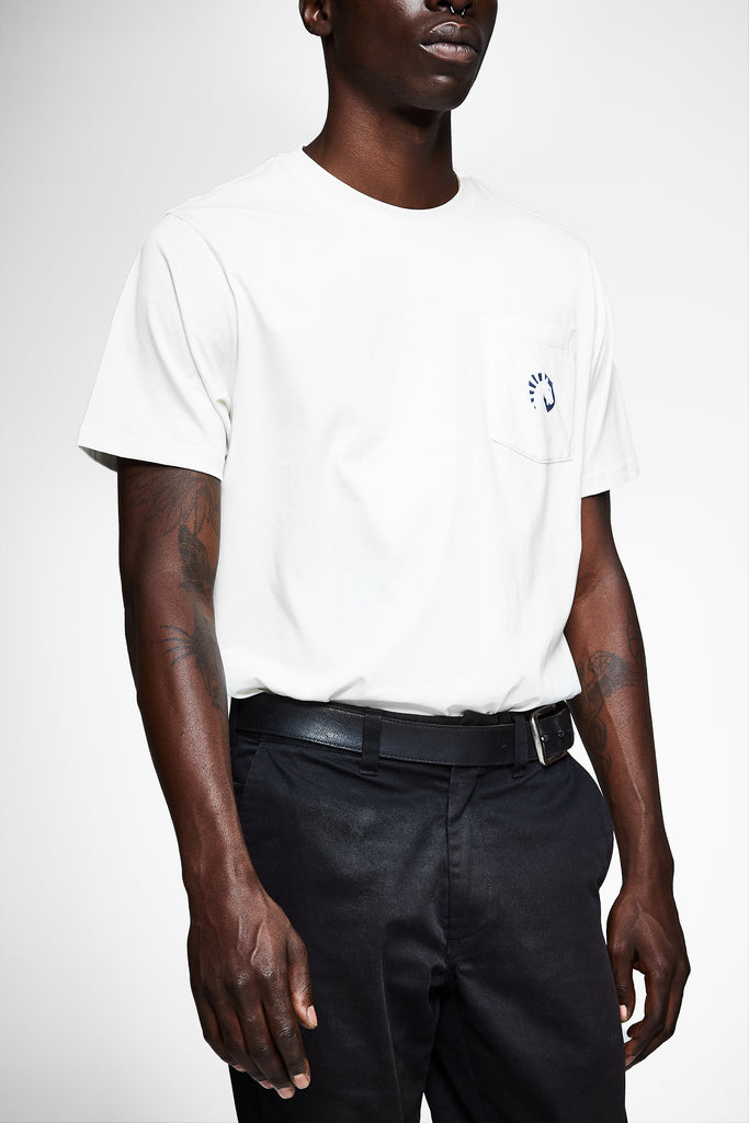 LIQUID HERITAGE SHORT SLEEVE POCKET TEE - Team Liquid