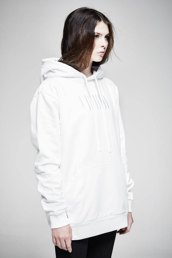LIQUID DREAMSCAPE PULLOVER HOODIE WHITE - Team Liquid