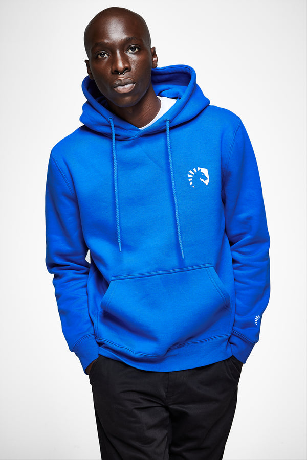 TL CORE PULLOVER HOODIE ROYAL BLUE - Team Liquid