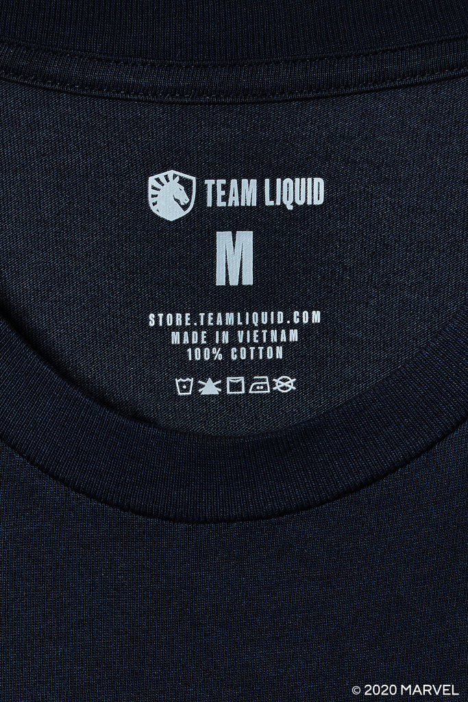 LIQUID x MARVEL X-MEN CLUB SHORT SLEEVE TEE - Team Liquid