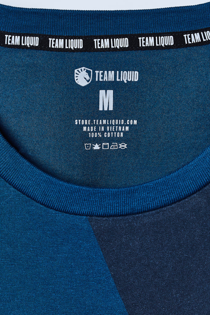 LEGACY JERSEY SHORT SLEEVE TEE - Team Liquid
