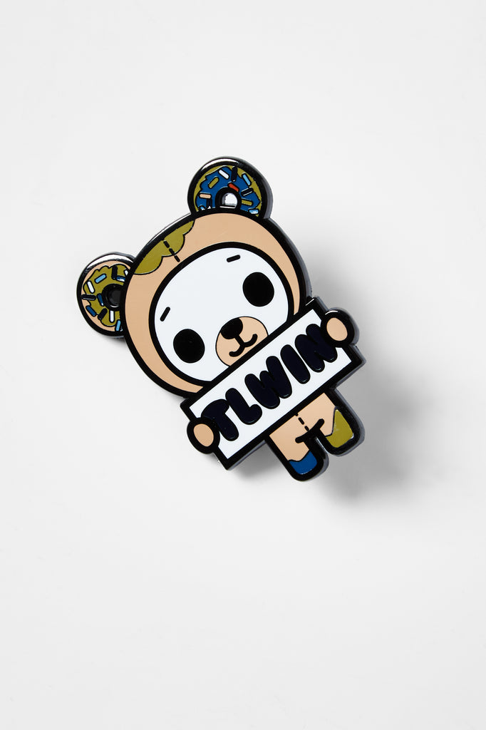 TOKIDOKI x LIQUID PIN SET - Team Liquid