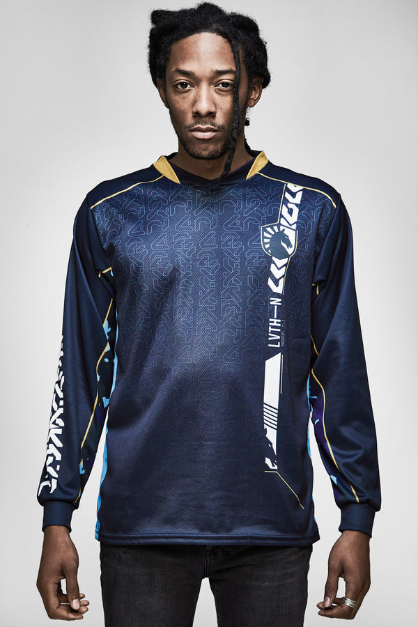 LVTH-N 2021 LONG SLEEVE JERSEY - Team Liquid
